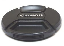 LC-77mm Snap-on Plastic Front Lens Cap 77mm for Canon