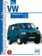 WERKSTATTHANDBUCH REPARATURANLEITUNG WARTUNG 1235 VW TRANSPORTER T4 DIESEL