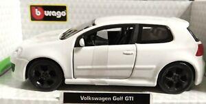 Burago VW Golf GTI 1/32 New in Box