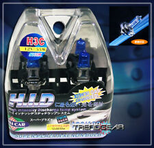 H3C 12V 55W 5000K HID SUPER-WHITE XENON HEADLIGHT BULBS