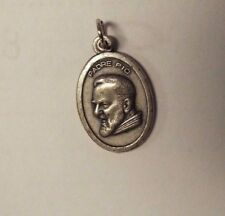 Saint Padre Pio Medal, New From Italy