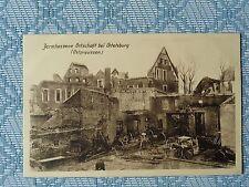 Erster Weltkrieg (1914-18) Echtfotos aus Ostpreußen