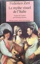 le Mythe Visuel de Italie by Federico Zeri, 1986