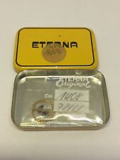 Original Eterna 1408U Balance Assembly in original Eterna tin
