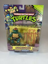 "Playmates TMNT Classic Collection Michelangelo Action Figure 6"" 2016"