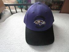 NEW ERA Men 39thirty Baltimore Ravens Cap  Flex Fit Hat M/L