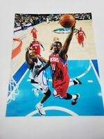 Jrue Holiday Signed 8x10 Photo NBA Philadelphia 76ers Sixers Pelicans