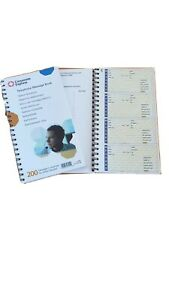 Corporate Express Duplicate Office Telephone Message Book