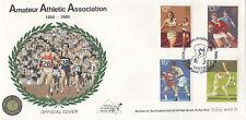 (09185) GB Benham FDC BOCS23 Sport Amateur Athletics Crystal Palace 10 Oct 1980