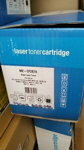 COMPATIBLE CF287A FOR HP LASERJET M506 M527 M501n M506x TONER CARTRIDGE BLACK