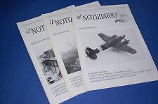 IL NOTIZIARIO IPMS International Plastic Modellers' Society 1996 Annata Completa