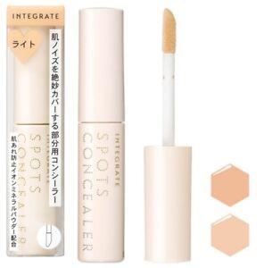 Shiseido INTEGRATE Spots Concealer SPF13 PA++ 4.5g Japan