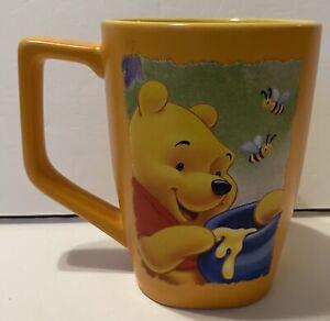 The Disney Store Winnie The Pooh Large Coffee Mug Cup