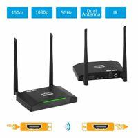 gofanco Wireless HDMI Extender Kit Up Multiple Pair-  1080p - 150m (Open Box)