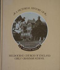 MELBOURNE CHURCH OF ENGLAND GIRLS' GRAMMAR SCHOOL
