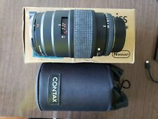 Contax Zeiss  Makro-Sonnar T 100mm f/2.8 AF Lens Mint Condition SN#15073875