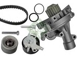 FOR CITROEN C4 COUPE 2.0 16V 136hp TIMING BELT WATER PUMP KIT INA 530 0238 30