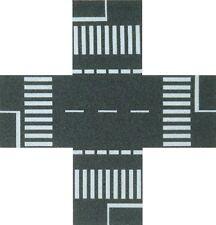 Busch 7074 Straßenkreuzung H0