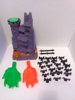 Vintage 1964 Mattel Bats in Your Belfry Game with Original Box Near Complete