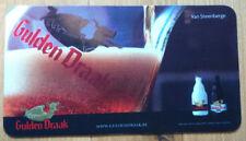 Bière GULDEN DRAAK    Serviette / Tapis de comptoir
