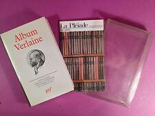 VERLAINE - Album de la Pléiade 1981 - Très bon état