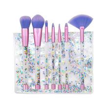 7Pcs Pro Quicksand Makeup Brushes Crystal Glitter Blending Eye Lip Tool Hot