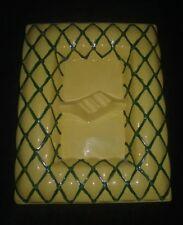 Vintage ceramic ashtray