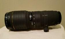 Canon EOS Rebel, Sigma 100-300mm F4 APO DG, 2 bags, filter, accessories