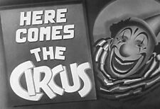 Circus And Clowns Old Days Vintage 1940s and 1950s Films DVD