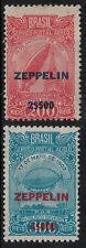 Brazil 1929 SC C26-C27 Mint SCV $36.00 Set