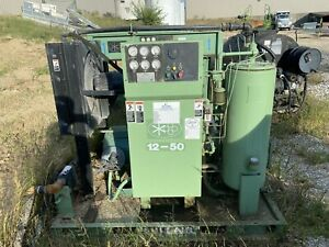 Sullair industrial air compressor And Dryers