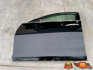 2014-2019 CADILLAC CTS FRONT LEFT DRIVER SIDE DOOR SHELL COMPLETE OEM 14-19