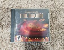 The New Adventures of The Time Machine PC Game 2 Discs Dream Catcher 2000