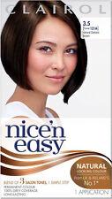 Clairol Nice 'n Easy Permanent Hair Colour - 3.5 Natural Darkest Brown
