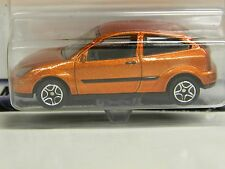 Matchbox FORD FOCUS Hatchback # 84 - 2000 Gold MOC China  NICE US Compact Car*