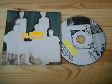 CD Indie Ja, Panik - Alles hin, hin, hin (2 Song) Promo STAATSAKT ROUGH TRADE