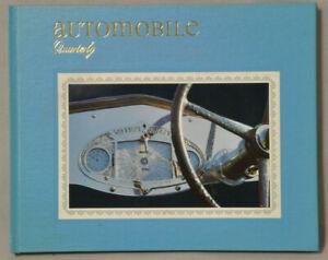 Automobile Quarterly  Volume 18 # 2 1980   Cord  Pierce-Arrow  Riviera