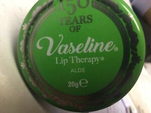 Vaseline LIP THERAPY 20g  ALOE
