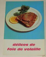 Fiche Recette de CUISINE Pain JACQUET : Délices de foie de volaille - Vintage