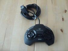 SEGA Saturn Controller Black UK - Genuine -  MK-80301 Official