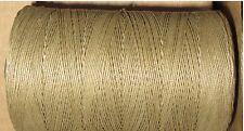25/3 filo di lino naturale 50 GMS BOBINA colore naturale