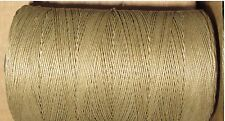 Linen Thread 25/3 natural 50 gms spool Natural colour