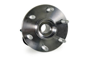 Wheel Bearing and Hub Assembly Front Left Mevotech H515091