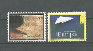 KOSOVO  2008 EUROPA CEPT Letter  SET  MNH