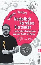 Reinhard Remfort - Methodisch korrektes Biertrinken: ... und weitere Erkenntniss