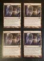 4x Evolving Wilds Core Set 2013 M13 Mtg Magic Gathering Sacrifice Land Card 224