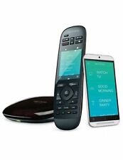 Logitech Harmony Ultimate Home Touch Screen Remote for 15 Devices 915-000237