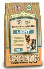 Wellbeloved Lamb and Rice Light Kibble 12.5kg - 19902