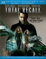 Total Recall Blu-ray 2012 Colin Farrell 2 Disc Extended Directors Cut