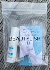 NEW Peter Thomas Roth Peptide 21 Wrinkle Resist Serum, 5ml sample